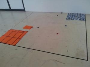 Unser selbst erstelltes Spielfeld