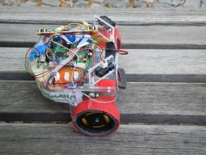 Der Rescue-Roboter 2014